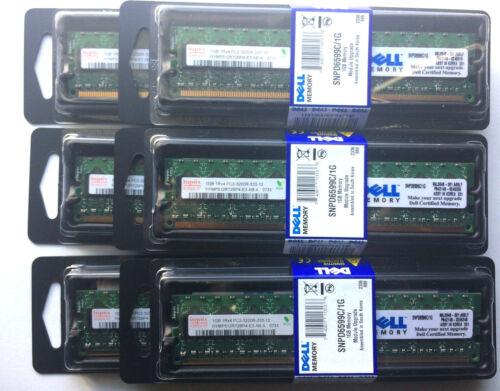 HYNIX 6GB NEW ! DDR2-400 PC2-3200R ECC Server RAM HYMP512R72BP4-E3 AB 6x1GB