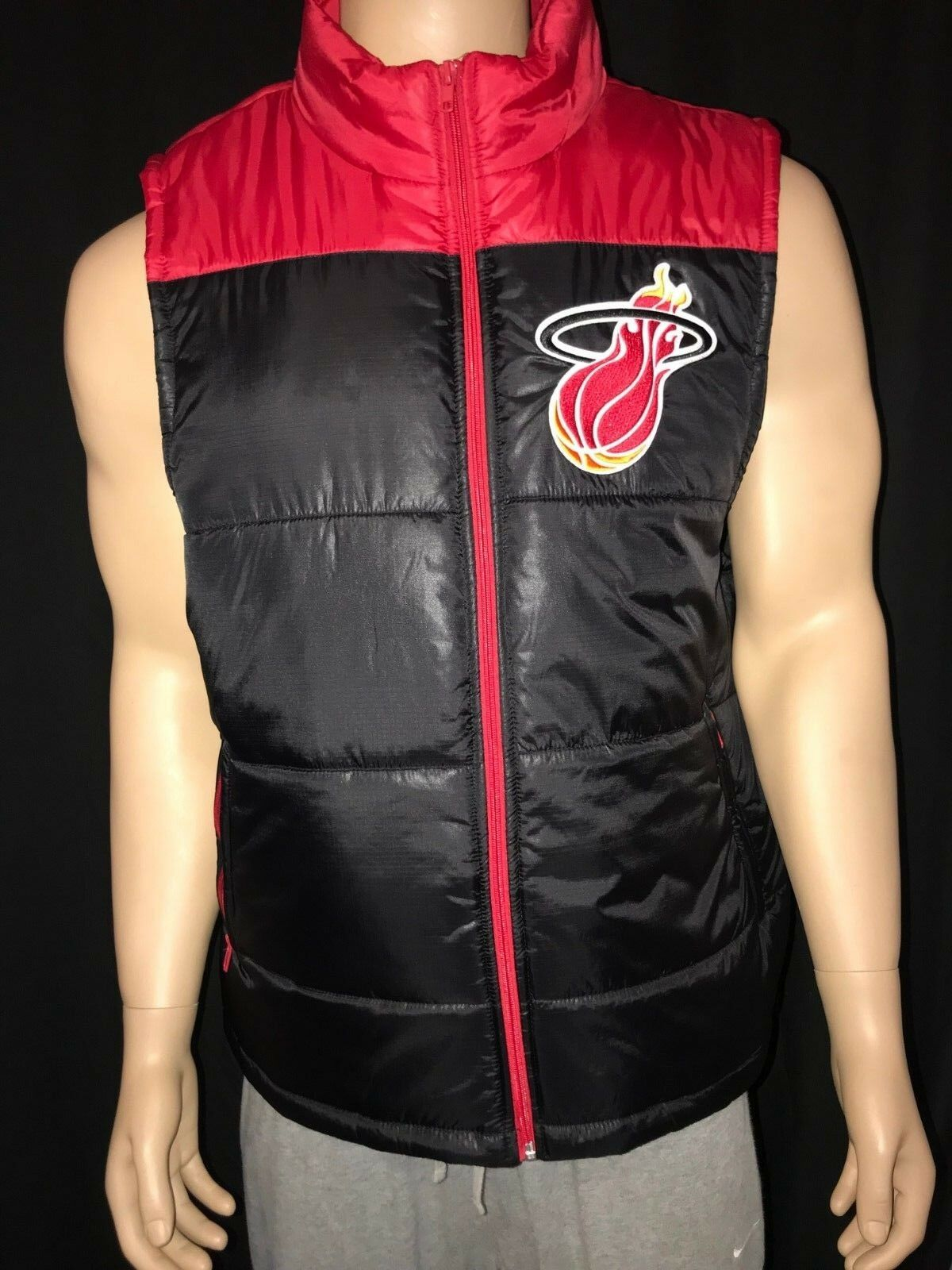 Mitchell and Ness Miami Heat NBA Winning Team Vest XL XXL