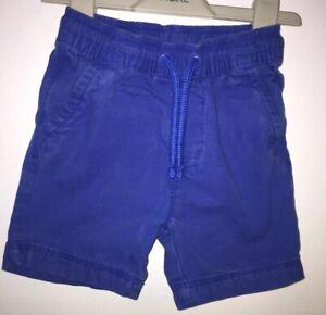 Boys-Age-2-3-Years-George-Blue-Shorts