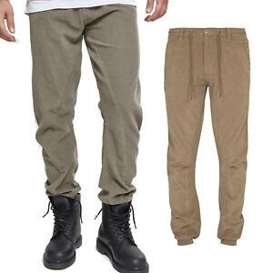 Urban-Classics-Corduroy-Jog-Pants-Kordhose-Cord-Hose-Jogginghose-elastisch