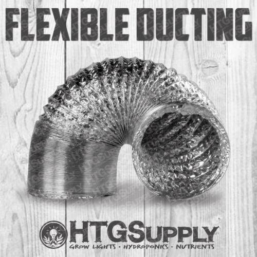 6 inch x 25 ft Flexible DUCTING hose exhaust fan Aluminum Air Foot Ventilation