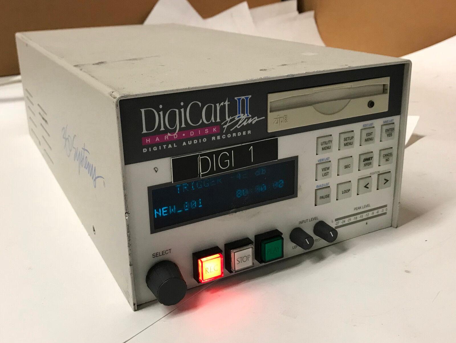 DigiCart II Model 2730 Digital Audio Recorder 360Systems