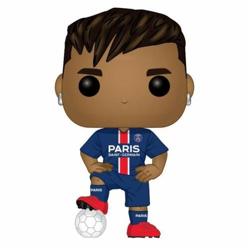 Paris Saint Germain Football POP Football #20 figurine Funko Neymar Santos Jr