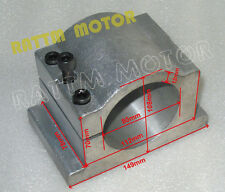 80mm Diameter Aluminum Spindle Motor Clamp Mount Bracket Amp Screws For Cnc Router