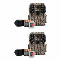 Stealth Cam Zx36ng 10mp No Glo Infrared Game Trail Camera Kit +sd Card (2 Pack) on sale
