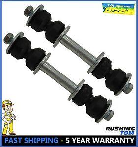 2Pcs Front Sway Bar Links For Buick Pontiac Oldsmobile Chevrolet K6630