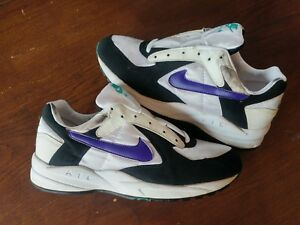 separation shoes d939f 3746f Image is loading VINTAGE-RARE-NIKE-AIR-ICARUS-1994-US9-27CM-