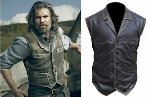5cc5cfe1bb0a8 Men s Hell on Wheels Celebrities Looks Cullen Bohannan Real Leather ...