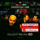 Newsboys Live: Houston We Are Go by Newsboys (CD, Sep-2008, Inpop Records)