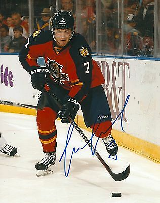 Dmitry Kulikov Signed Florida Panthers 8x10 Photo Coa A Possessing Chinese Flavors Photos
