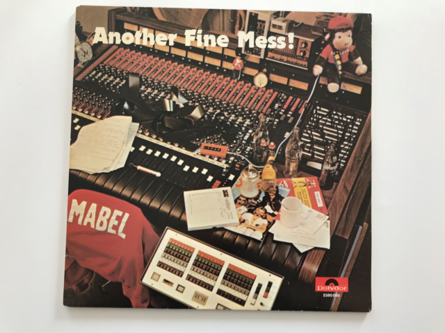 LP, Mabel,  Another Fine Mess!, Rock, Polydor ?– 2380…