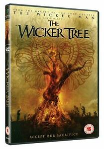 THE-WICKER-TREE-DVD-Christopher-Lee-Clive-Russell-Original-UK-Release-New-R2