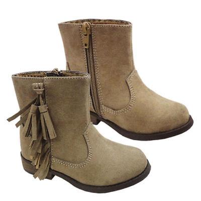 Koala Kids Hard Sole  Boot Toddler Girls Size 5 or 9 NWT