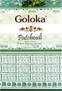 3-boites-d-039-encens-Goloka-Premium-Patchouli-15g