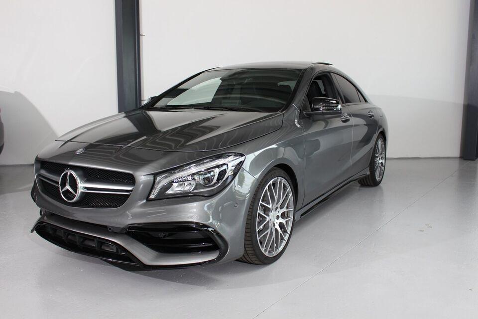 Mercedes CLA45 2,0 AMG aut. 4-M Benzin 4x4 4x4 aut.