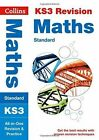 KS3 Maths (Standard) All-in-One Revision and Practice (Collins KS3 Revision) by Collins KS3 (Paperback, 2014)