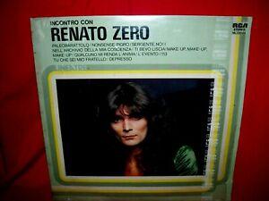 RENATO-ZERO-Incontro-con-LP-ITALY-1977-Pop-MINT