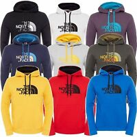 THE NORTH FACE HOODY DREW PEAK OVERHEAD MENS PULLOVER NEW RETRO DRAW HOODIE