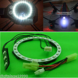 Parrot-Ar-drone-2-0-quadcopter-part-2in1-led-light-kit-patch-cord-Easy-install