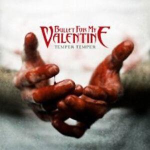 Bullet-For-My-Valentine-Temper-Temper-deluxe-Version-NEW-CD