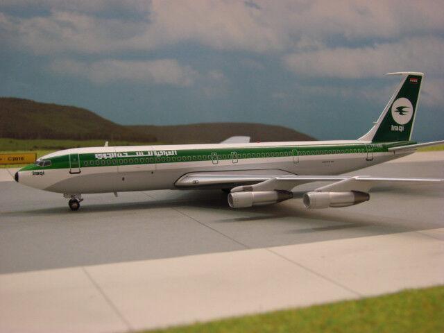Inflight 200 Iraqi Airways B 707 1 200 Diecast AVION modèle réduit d'avion IF70081