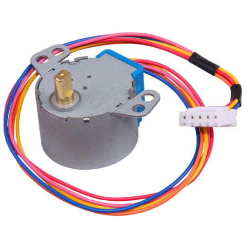 Engranaje motor paso a paso DC 5 V Motor Paso 28BYJ-48-5V 4-fase de reducción de Arduino Módulo