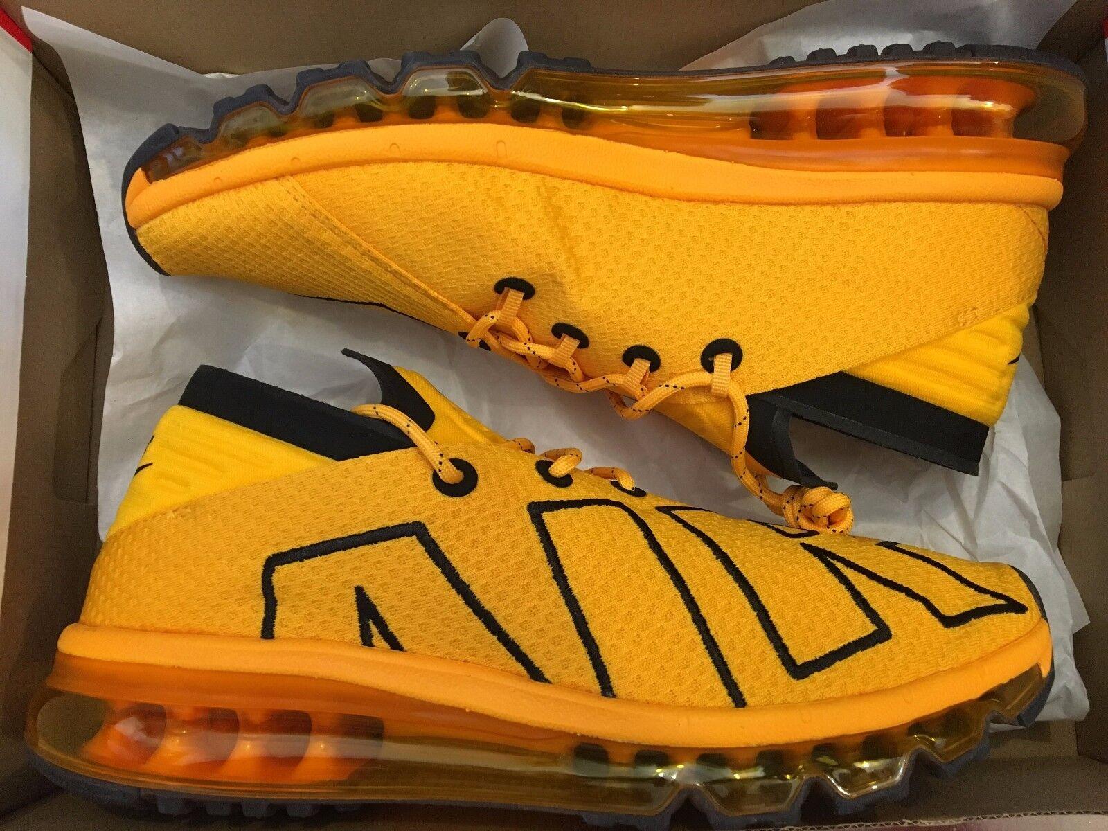 nouvelles nike air max flair or jaune limited 942236-700 942236-700 942236-700 chaussure de course les hommes de taille 8 94cf62