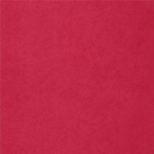 Rose vif-Plain Nurserie Papier Peint-épais Vinyl-Collez Le mur 584013