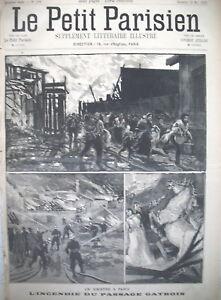 INCENDIE-PASSAGE-GATBOIS-POMPIERS-TRAIN-LEZENNES-ROULOTTE-LE-PETIT-PARISIEN-1892