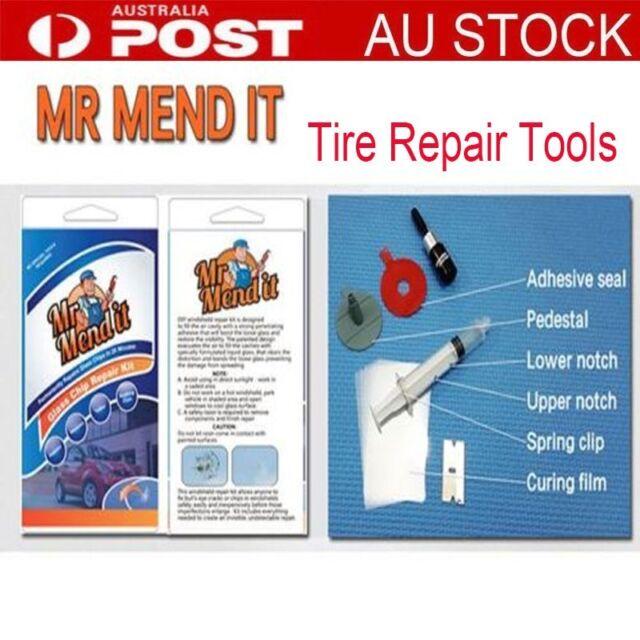 DIY car window repair tools windscreen scratch repair kit windscreen crack Oc