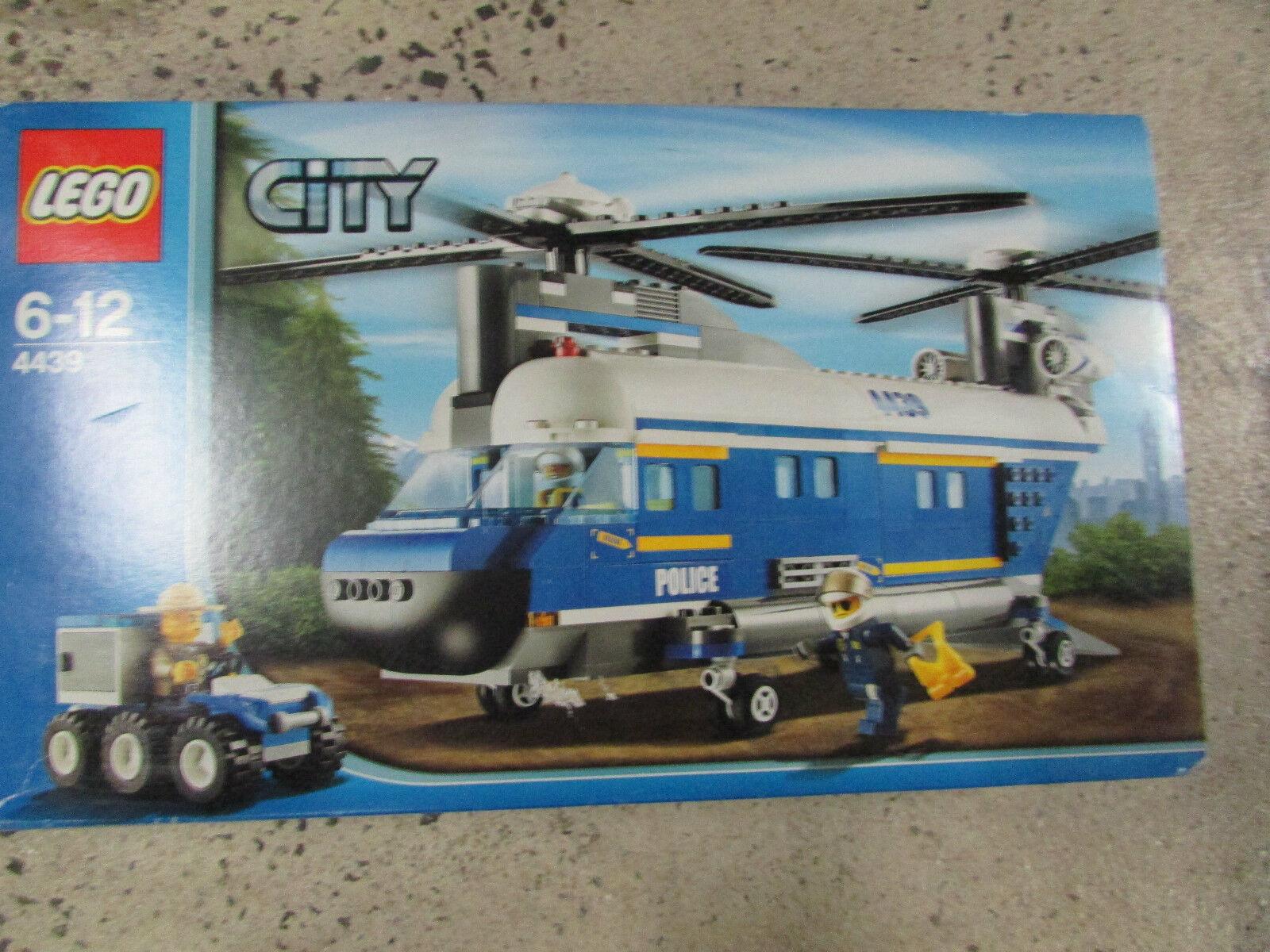 BOXED SET LEGO  CITY 4439  réductions incroyables