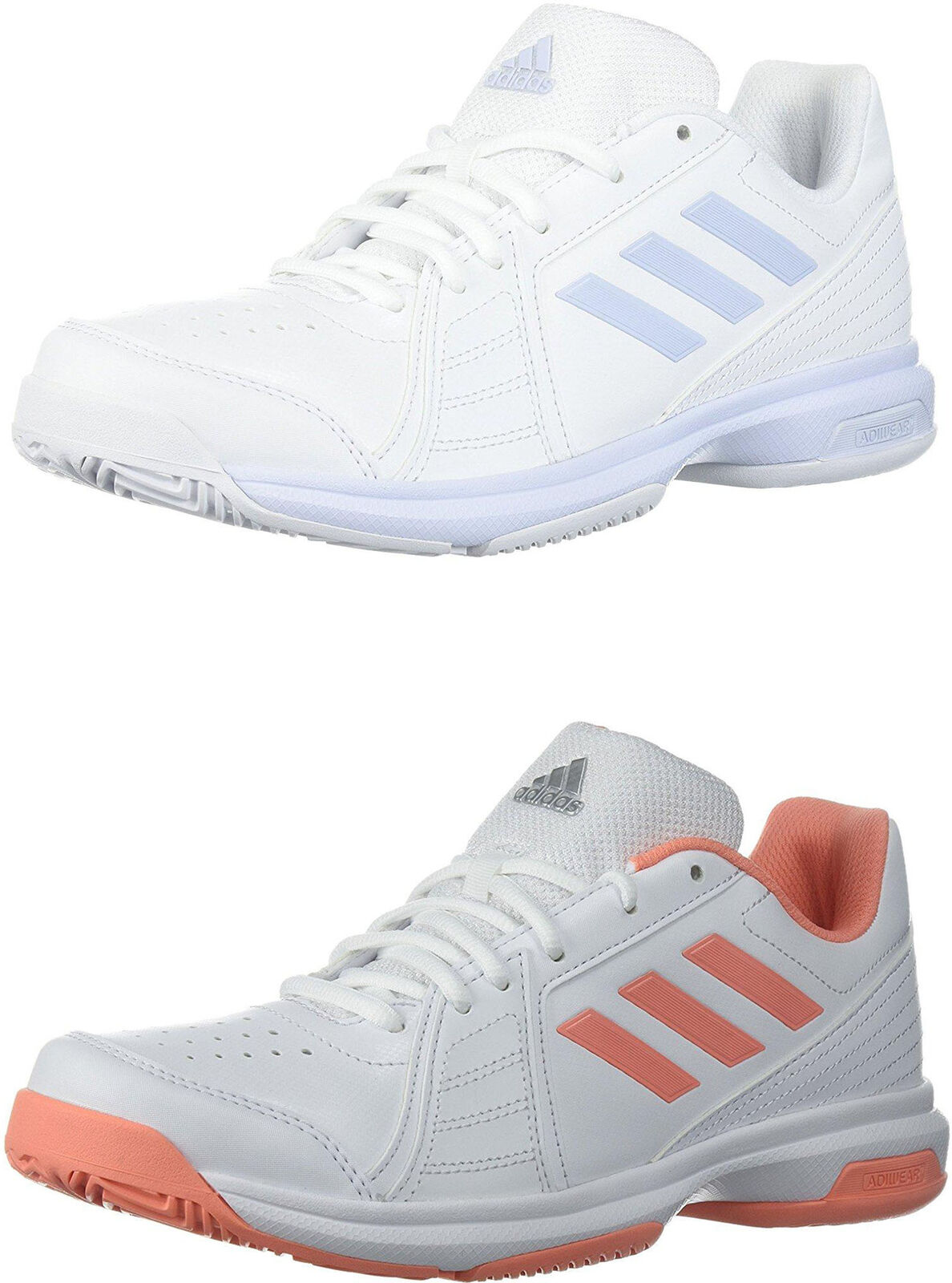 adidas Women's Aspire Tennis Shoes, 2 Colors