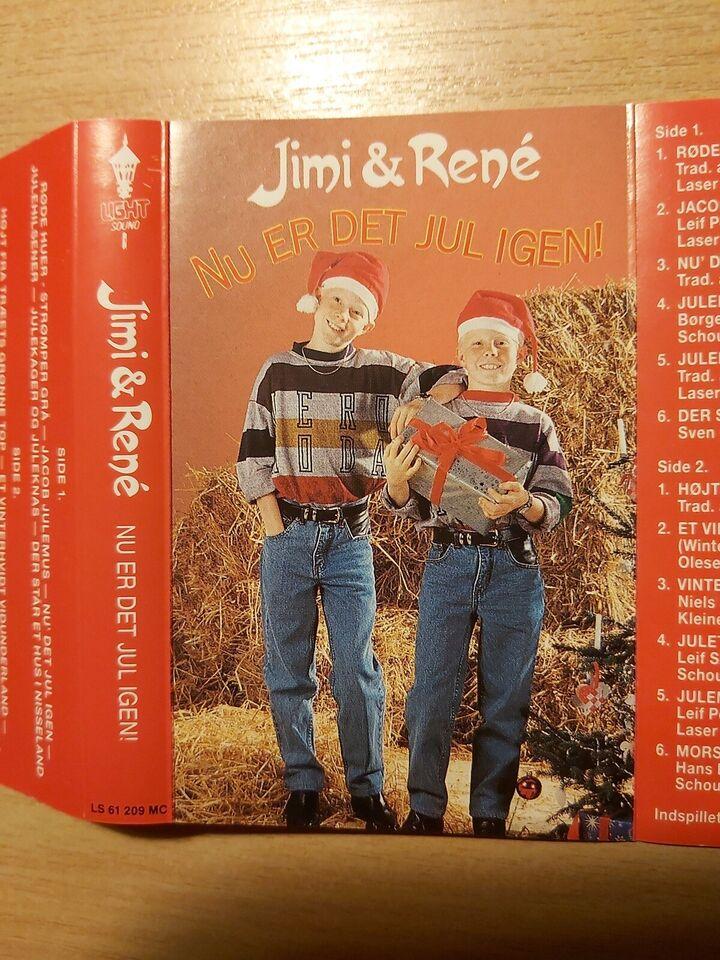 Bånd, Jimi og rene, Nu her det jul igen
