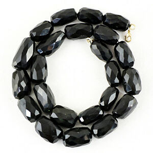 611-50-CTS-NATURAL-RICH-BLACK-SPINEL-UNTREATED-FACETED-BEADS-HAND-MADE-NECKLACE