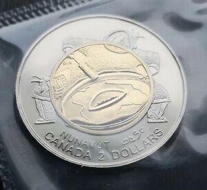 CANADA-TOONIE-1999-NUNAVUT-PROOF-LIKE-SEALED-COIN
