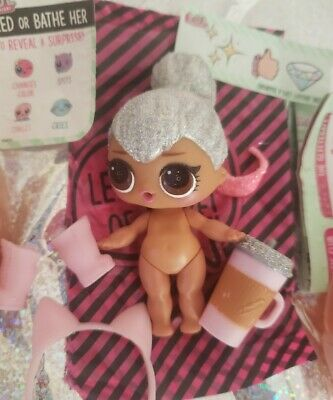 Doll Kitty Queen Series 2 Wave 1 /& LIL Sister /& Donuts Toy Playset