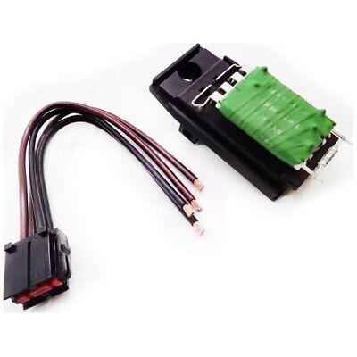 Heater Blower Fan Resistor + Wiring Harness Fits Ford ...