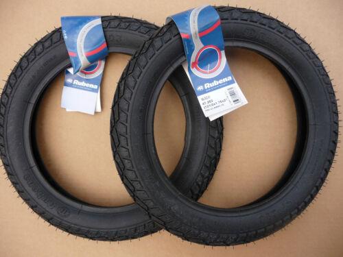"DURO  P1275HF Tyres Childrens Bike Pram Pushchair Bicycle 12 1//2/"" x 1.75-2 1//4"