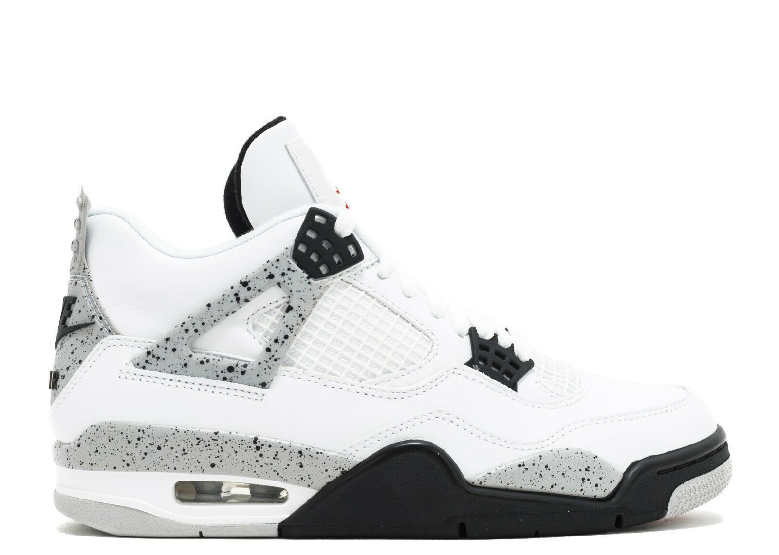 AIR JORDAN IV 4 RETRO WHITE CEMENT 2016 RELEASE BRAND NEW DS  840606 192