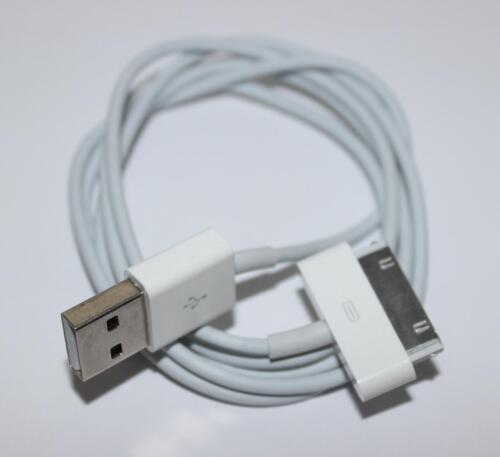CAVETTO CAVO USB PER IPHONE 4//4S IPOD TOUCH 4 IPAD 2//3 CONNESIONE DATI PC PCE