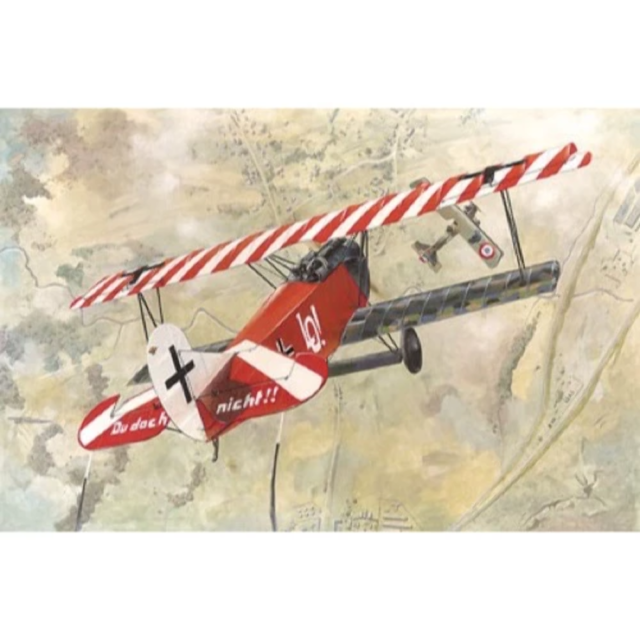 Roden 420 1/48 Fokker D VII OAW Early Brand New