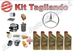 KIT-TAGLIANDO-MERCEDES-CLASSE-B-180CDI-W246