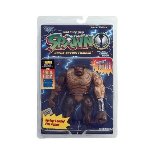 Spawn Serie 1 1 1 - Tremor gold Kay-Bee Exclusive 4307e7