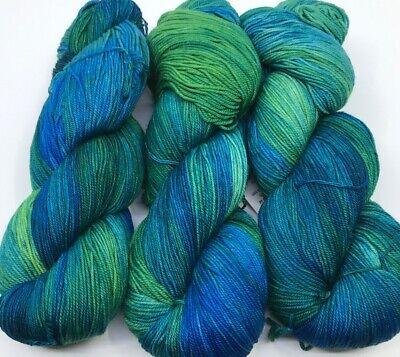 Pearl Malabrigo Kettle Dyed Sock Yarn