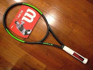 Details about Wilson Blade Team 99 Tennis Racquet (Brand New!)