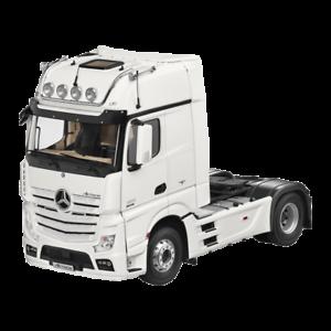 Mercedes Benz Camion Actros Fh25 Gigaspace Autoarticolato Bianco 1 18 Nuovi