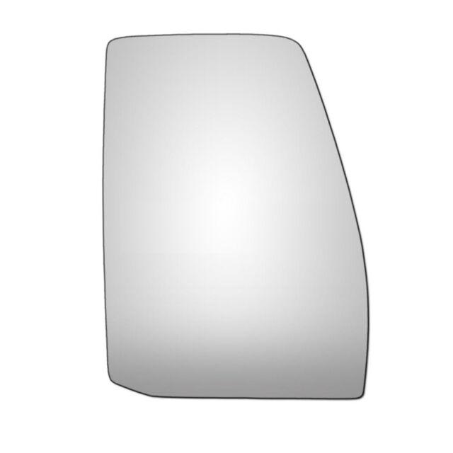 Right Han Driver Side Ford Transit Custom Mk8 2013-2020 Convex Wing Mirror Glass