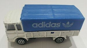 Majorette-Adidas-Trefoil-Logo-Shipping-Truck-Toy-Vehicle-Car-Savien-1-100-France