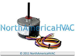 rheem ruud condenser fan motor 51 21826 01 51 21827 01 image is loading rheem ruud condenser fan motor 51 21826 01