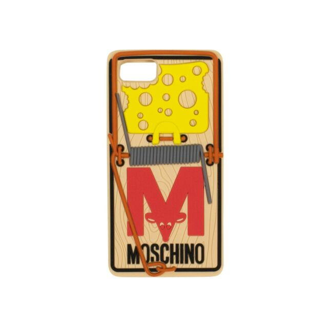 best sneakers 2266d 6ab95 NIB MOSCHINO Capsule Collection Rat Trap iPhone 6/6S/7 Case $95